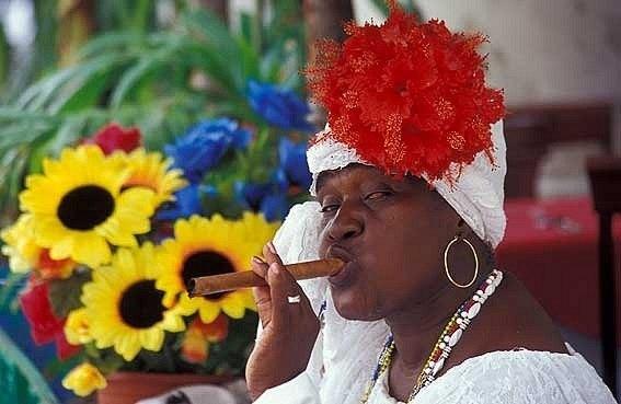 Поздравление по кубински